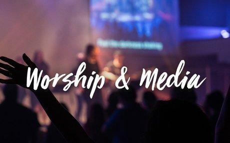 Worship & Media - White Chapel UMC
