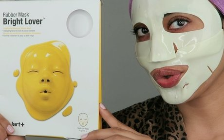Dr. Jart+ Bright Lover Rubber Mask Review