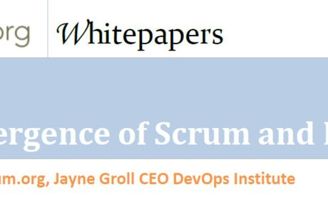 The Convergence of Scrum and DevOps