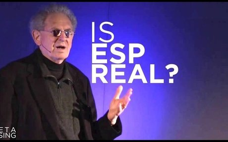 Banned TEDTalk about Psychic Abilities | Russell Targ
