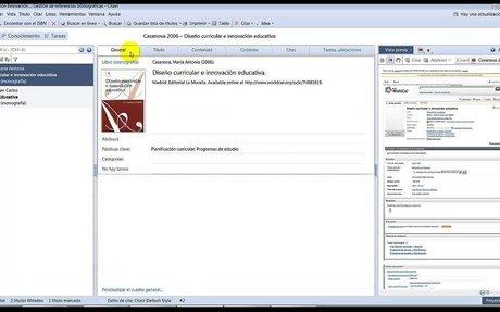 04 Como Agregar Títulos con el ISBN