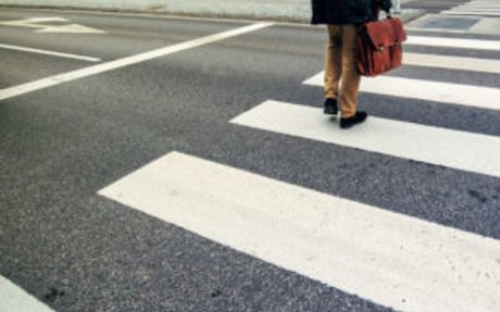 ANOTHER SHARP INCREASE IN FATAL PEDESTRIAN ACCIDENTS LAST YEAR