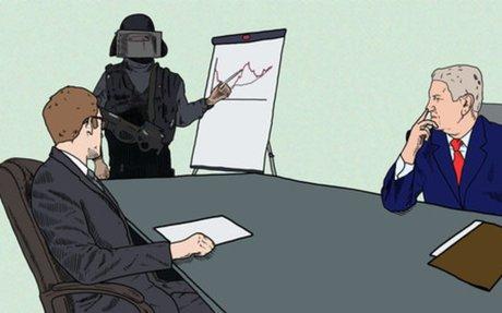 Négociateurs du GIGN ou du RAID : quelle pertinence pour l�entreprise ?  - Sp�cialiste de