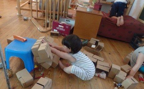 Activitat: Taller de moviment i parada en el joc dels infants
