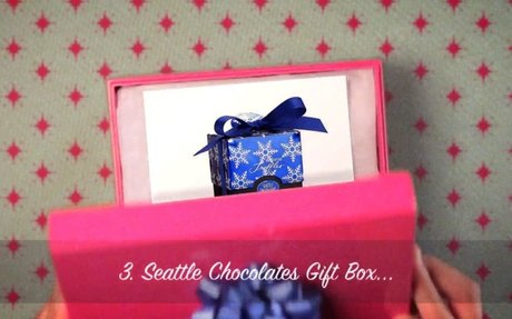 Best Chocolate Gifts - Top 3 List for 2017
