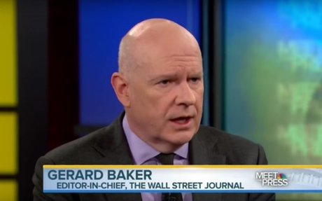 Editor of nation's 2nd-biggest paper says he will not report Trump lies, even if he lies