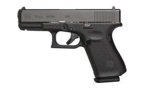 Glock 19 Gen5 9mm 15rd 3 | Capitaland Sporting