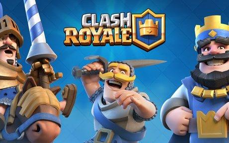 Clash Royale: entrez dans l'arène!