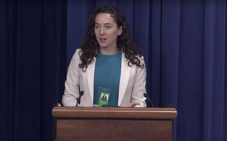 Megan Brewster, Senior Policy Advisor