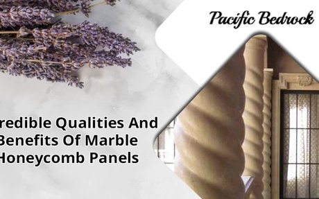 Incredible Qualities And Benefits Of Marble Honeycomb Panels