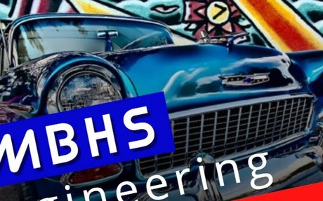 Engineering Club AUTO SHOW
