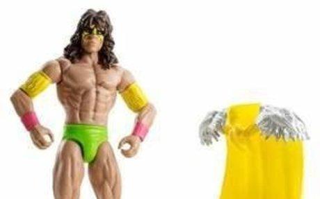 WWE Create A Superstar Ultimate Warrior Figure Set