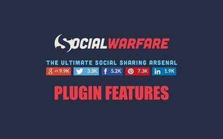The Social Warfare Pro add-on allows you to decide exactly which image, title and descript