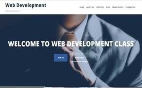 Best Web development Classes - Courses in Pune | Web Development