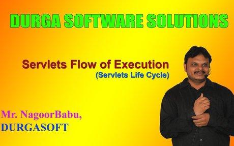 Servlets Flow of Execution (Servlet Life Cycle)