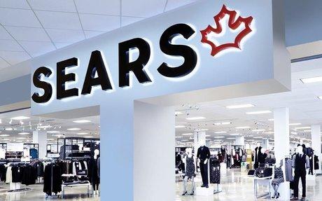 Sears Canada Announces 11 Store Closures
