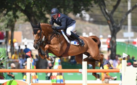Showjumping: Dinan Purchases Olympic Gold Medal Winner