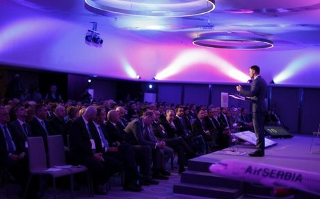 [PRENOS UŽIVO] Počeo je prvi Vazduhoplovni samit jugoistočne Evrope