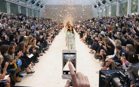 How social media is changing fashion?