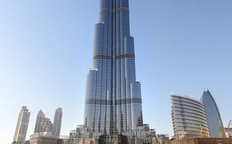 World's tallest building Burj Khalifa to be lit on Tricolour on Republic Day