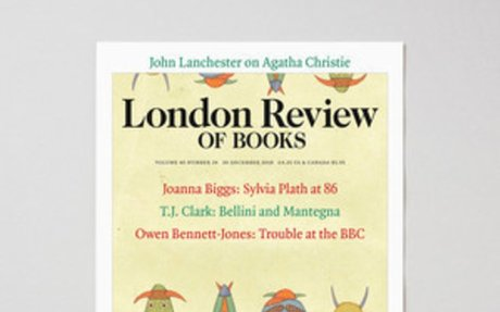 LRB · John Lanchester · The Case of Agatha Christie