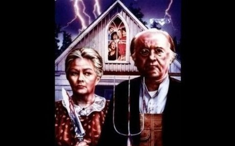 American Gothic (1988), J. Hough - Trailer