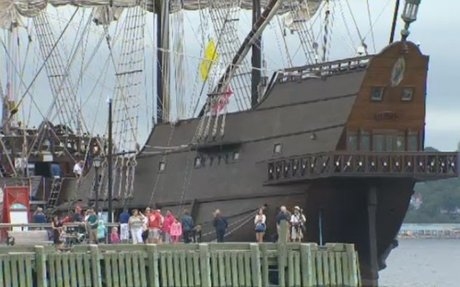 Harbourfront retailers happy, police increase security: Tall Ships Festival kicks off in H