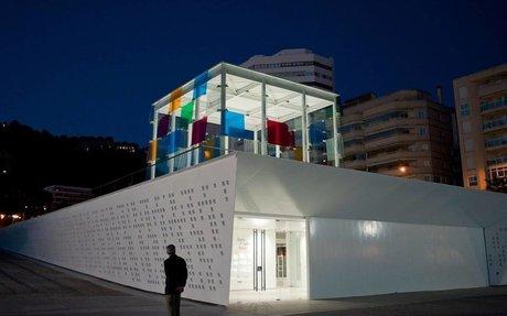 Le Centre Pompidou Malaga est prolongé jusqu'en 2025
