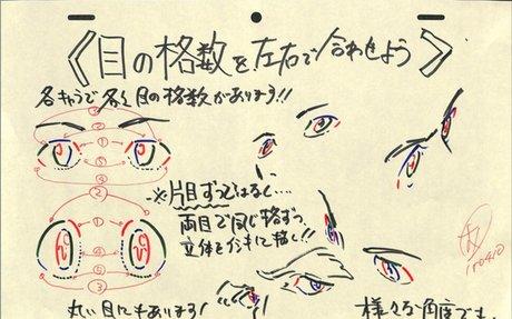 「◎目の描き方まとめ」/「アニメ私塾」[pixiv]