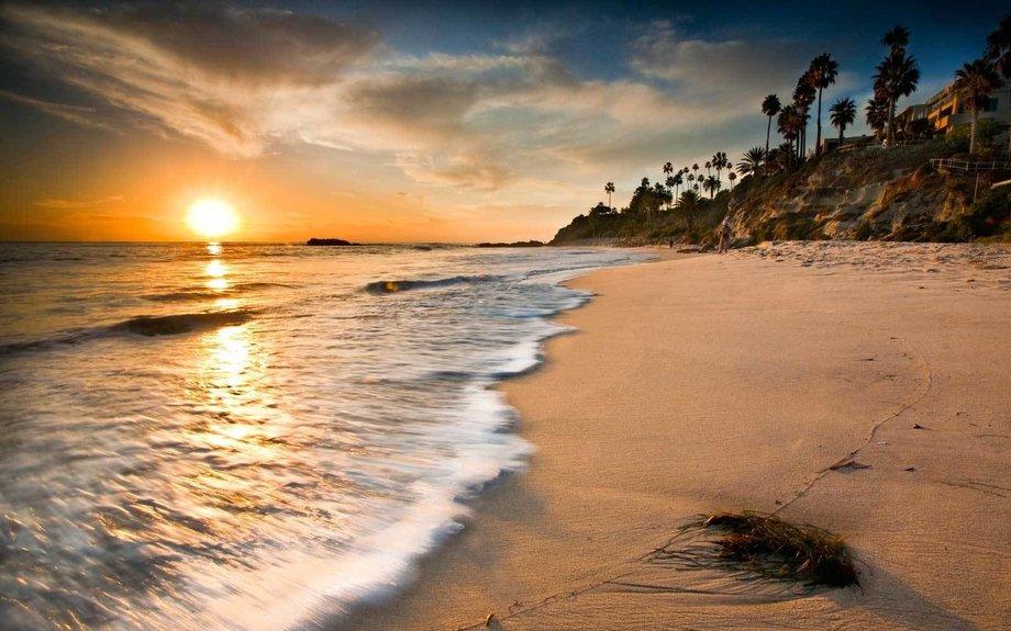 Beach Activities in Orange County