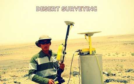 Desert Surveying- Surveyor Photos tagged 'desert'