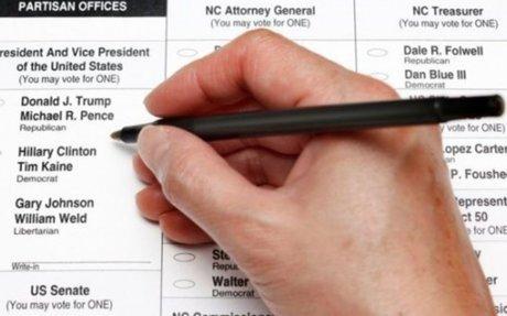 Así se vota en EEUU: lo cuenta un veedor mendocino - MDZ Online