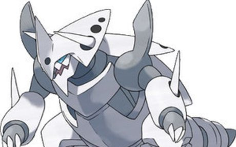 Aggron Pokédex: stats, moves, evolution & locations | Pokémon Database
