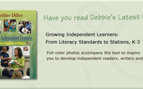 Literacy - Debbie Diller & Associates Educational Consulting