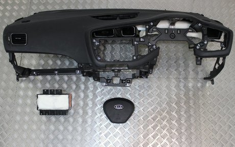 Kia Ceed Airbags