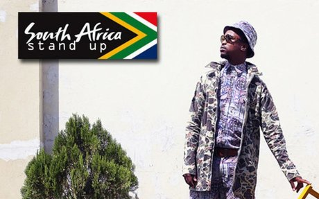 """Slave Trade (DJ Pyper Remix)"" from Oscar P Presents: South Africa Stand Up by Various Art"
