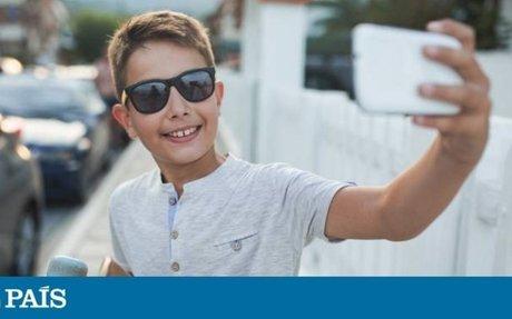 Qué hacer cuando la vida en redes sociales de tu hijo va mucho más allá de lo que creías
