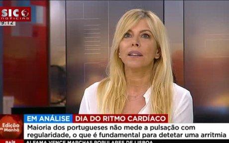Arritmia mata mais de 15 mil portugueses todos os anos