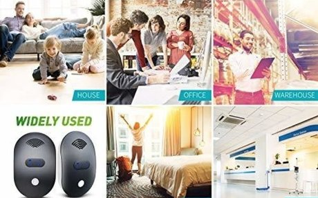 Top 10 Best Ultrasonic Pest Repeller Devices Reviews 2018-2019 on Flipboard