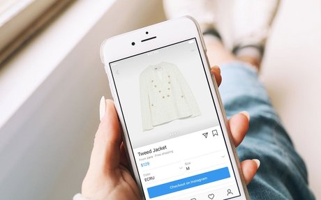 TRENDS // Instagram tests in-app shopping with Kylie Cosmetics, Nike and Huda Beauty