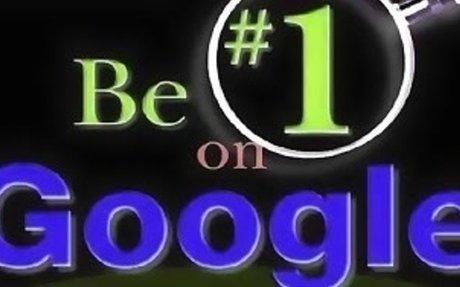 Google helyezések javítása