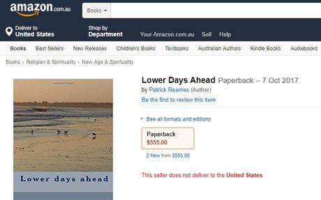 Money Laundering Via Author Impersonation on Amazon?