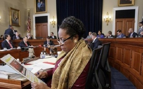 The Sheila Jackson Lee first class airfare heist story isn't quite over yet - Hot Air