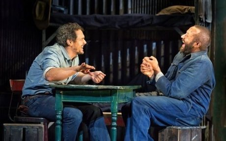 Text to Text | 'Of Mice and Men' and 'Friendship in an Age of Economics'