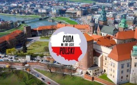 """CUDA NA 100-LECIE POLSKI – Spot filmowy uczniów i nauczycieli szkół """"Anders"""" w Marche i Um"""