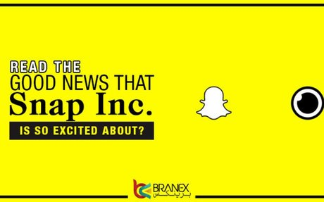 Read The Good News That Snap Inc. Is So Excited About? -