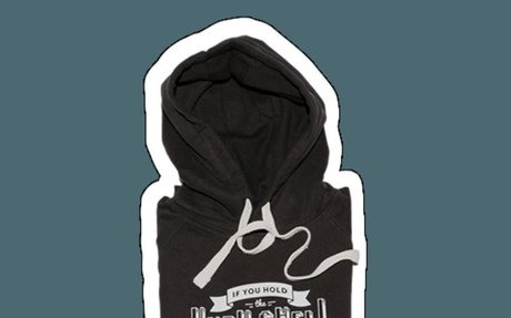 The Hear The C Hoodie | Unixstickers