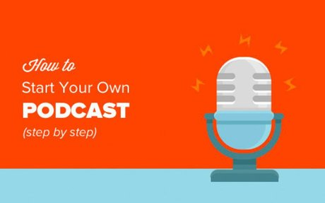 How to Start Your Own Podcast (Step by Step) in WordPress