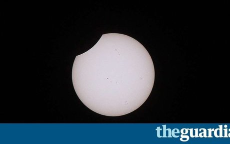 How to view today's solar eclipse from the UK