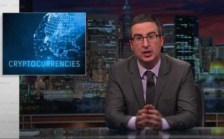 John Oliver Explains Bitcoin and Other Cryptocurrencies (Video)